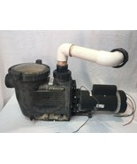 Jandy Stealth 2.0 HP Pool Water Pond Pump (For Parts) Untested Model JHP... - $247.49