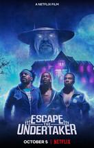 "Escape The Undertaker Poster Netflix Movie Art Film Print Size 24x36"" 27... - $10.90+"