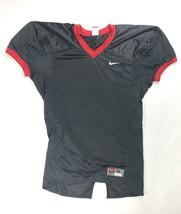 Nike Custom Defender Training Football Jersey Men's XL Grey Red 616508 $55 - $8.91