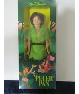 "VINTAGE 12"" WALT DISNEY PETER PAN FIGURE NEW IN SEALED BOX !! - $44.50"