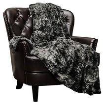 Chanasya Faux Fur Throw Blanket | Super Soft Fuzzy Light Weight Luxuriou... - $900,15 MXN