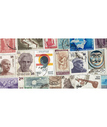 200 Different India Used Postage Stamps - $14.95
