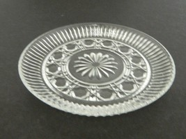 Royal Brighton Windsor Indiana Glass Bread / Dessert Plate  6 1/2 inch - $12.75
