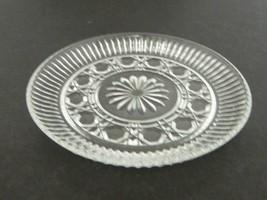 Royal Brighton Windsor Indiana Glass Bread / Dessert Plate  6 1/2 inch - $12.75