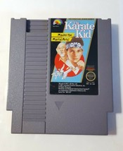 The Karate Kid - NES Nintendo Entertainment System 1987 Video Game Cartr... - $10.84