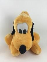 "Disney Jumbo Pluto Dog Plush Stuffed Toy 15"" Vintage Disney World Mickey... - $32.03"