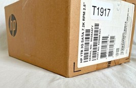 Refurbished HP 1TB Internal Hard Drive Module 2.5in SSD 7200RPM 625609-S21 SATA - $75.90