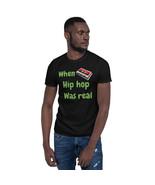 Short-Sleeve Unisex T-Shirt VINTAGE - $12.00 - $14.00