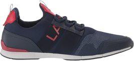 Lacoste Men's Premium Sport Menerva Elite 120 CMA Textile Sneakers Shoes image 3