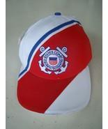 USCG US COAST GUARD UTILITY WORK COVERALL UNIFORM BALLCAP BALL CAP HAT C... - $21.77