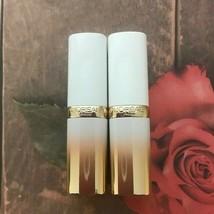 2 L'Oreal Paris Age Perfect Satin Lipstick W/ Precious Oils 208 Subtle P... - $16.00