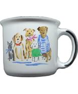 Dog Coffee Mug Pet Squad - £14.53 GBP