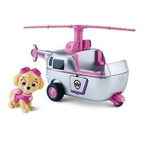 Paw Patrol - Skye's High Flyin' Copter (works with Paw Patroller) Kids Toy - $31.74