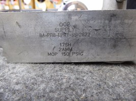 Parker QC2 Supply Valve 8A-PR8-EPRT-SS-2822 image 2