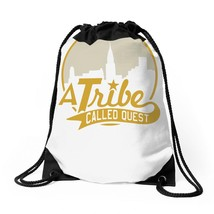 A Tribe Called Quest City Skyline Atcq Drawstring Bags - $33.50