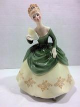 "Royal Doulton Vintage ""Soirée"" (HN 2312) Bone China Figurine 1966 - $59.39"