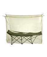 "Olive Drab Insect Mosquito Protection Net Bar 79"" x 32"" x 59"" - $21.99"