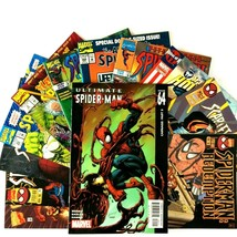 12 Spider-Man Comic Book Lot VF NM Marvel Amazing Ultimate Carnage 2099 ... - $24.70