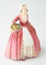 """""""Janet"""" Hand-Painted Royal Doulton Porcelain Figurine #HN1537 Great Cond... - $187.03"""