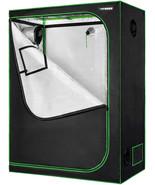 VIVOSUN 48 x24 x60  Mylar Hydroponic Grow Tent with Observation Window a... - $92.99+