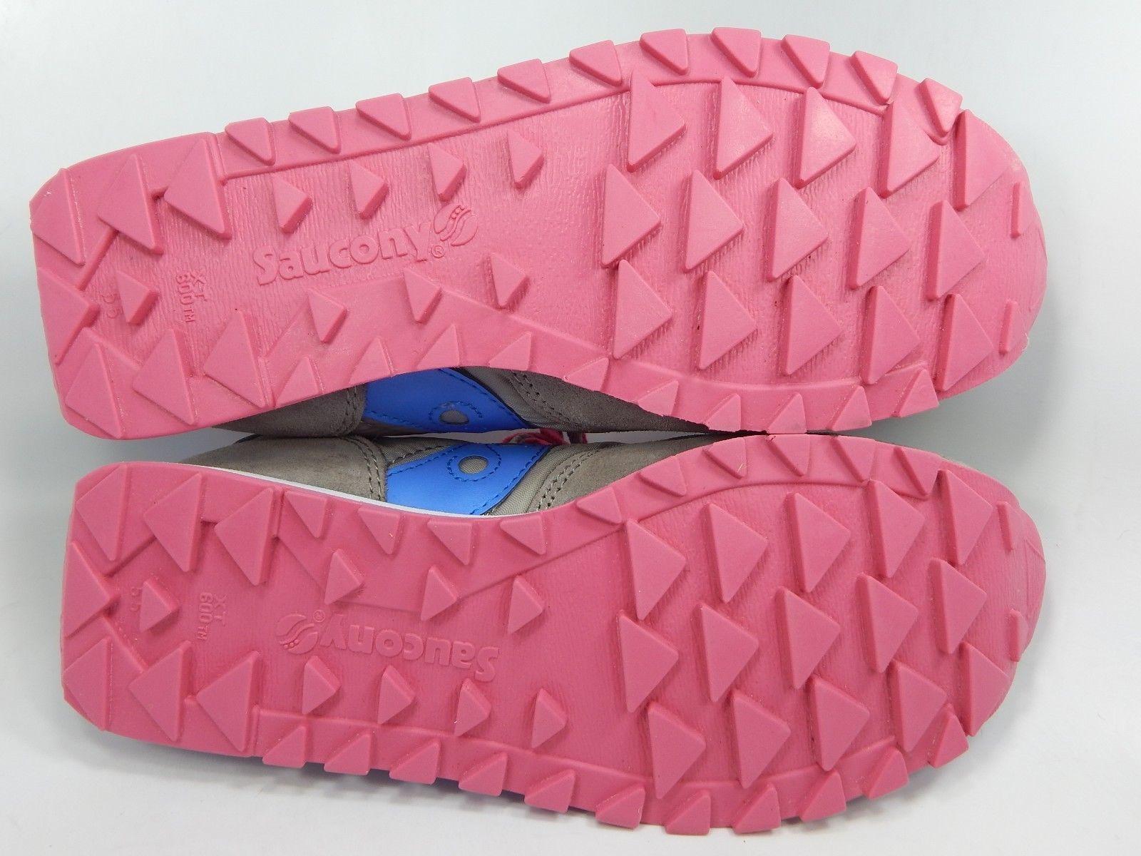 Saucony Original Jazz Low Pro Women's Shoes Size 7 M (B) EU 38 Grey S1866-186