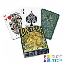 Bicycle Aureo Playing Cards Magic Tricks Deck Leonardo Da Vinci Made In Usa New - $14.25