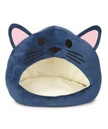 Cat Cave Bed, Cute Small Best Soft Plush Pet Dog Cat Cave Beds - $42.56