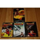 Dragon Ball Z Uncut Movie Trilogy DVD 3-Disc Box Set Pioneer Dragonball Z - $46.74