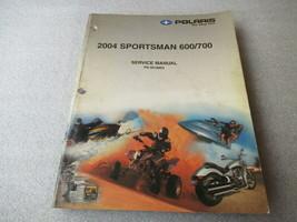 Polaris 2004 Sportsman 600/700 Service Manual P/N 9918803 - $20.32