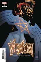 Venom #8 NM Donny Cates First Print - $3.95