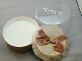 Vintage Coty Nuance Perfumed Dusting Powder 4oz New Sealed - $49.99