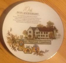 10th Avon Anniversary. - $7.50