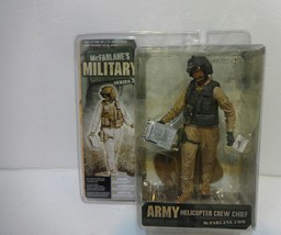 Mcfarlane Military Helicopter Crew Chief Caucasian female series 3 3 - $46.75