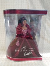 2002 Holiday Celebration Barbie African American Special Edition Mattel - $34.99
