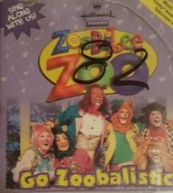 Go Zoobalistic by Zoobilee Zoo Cd image 1
