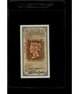 2018 ALLEN AND GINTER MINI POSTAGE REQUIRED #MPR-14 PENNY BLACK NM-MT - $1.28