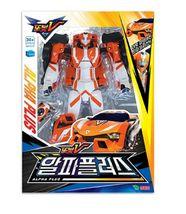Tobot V Alpha Plus Transformation Action Figure Toy image 4
