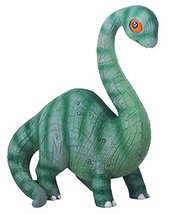 3.75 Inch Green Brontosaurus Dinosaur Figurine Decoration Display - $17.81