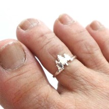 Forest Tree Adjustable Toe Ring - $31.00