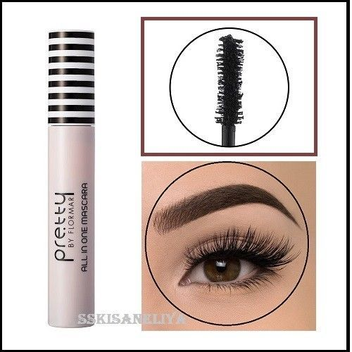 c6e75da1e8e Flormar Pretty All In One Mascara Volume And 50 Similar Items