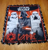 Star Wars Empire Fleece Tie Blanket - $69.99