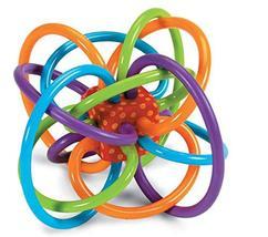 Manhattan Toy Winkel Rattle & Sensory Teether Toy - $17.95