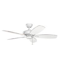 Kichler 300117MWH Canfield Ceiling Fans White  - $229.00