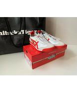 NIB ASICS Onitsuka Tiger Shoes Sneakers Street Fighter Chun Li Red Size ... - $373.97