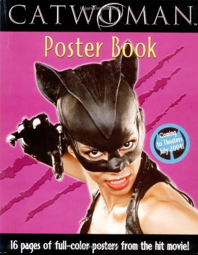 Primary image for Catwoman Poster Book Ostow, Micol