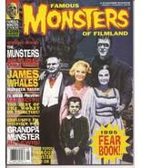 Famous Monsters Of Filmland #209 1995 Fearbook Munsters Al Lewis Horror - $24.95