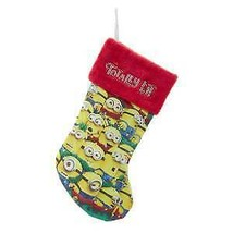 DESPICABLE ME™ MORE THAN A MINION STOCKING w - $17.99