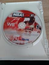 Nintendo Wii NBA 2K11 ~ COMPLETE image 3