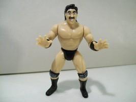 "VINTAGE WWF WILDMAN MARC MERO MICRO MINI WRESTLER 3"" ACTION FIGURE JAKKS... - $9.75"