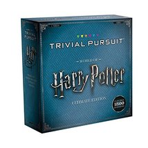 USAopoly Trivial Pursuit World of Harry Potter Ultimate Edition | Trivia Board G - $80.00
